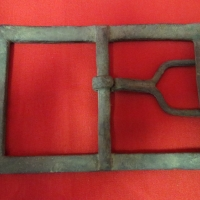 CONFEDERATE FRAME BUCKLE