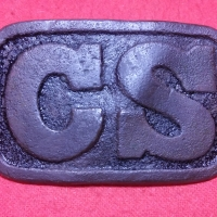 ARMY OF THE TENN STYLE CS BUCKLE