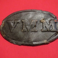 SMALL VMM BELT BUCKLE