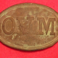 MEDIUM OVM PLATE PUBLISHED
